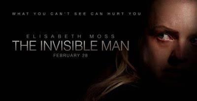 El hombre invisible,  película